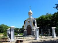 Khimki, Yubileyny avenue, chapel