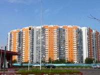 neighbour house: st. Mariya Rubtsova, house 1 к.4. Apartment house