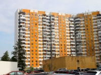 Khimki, Mariya Rubtsova st, house 1 к.5. Apartment house