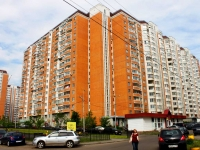 Khimki, Mariya Rubtsova st, house 3. Apartment house