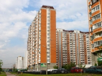 Khimki, Mariya Rubtsova st, house 7. Apartment house