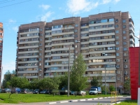 Khimki, Melnikov avenue, house 2/1. Apartment house