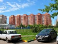 Khimki, Melnikov avenue, 房屋 2Б. 公寓楼