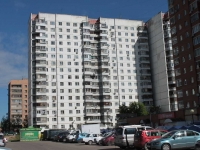 Khimki, Melnikov avenue, house 4. Apartment house