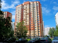 Khimki, Melnikov avenue, house 18. Apartment house
