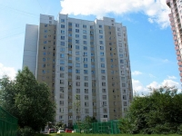 Khimki, Molodezhnaya st, house 3. Apartment house