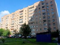 Khimki, Molodezhnaya st, house 4. Apartment house