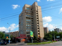 Khimki, Molodezhnaya st, house 6. Apartment house