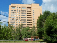 Khimki, Molodezhnaya st, house 10. Apartment house