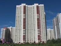 Khimki, Molodezhny Ln, house 6. Apartment house