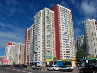 Khimki, Molodezhny Ln, house 8. Apartment house