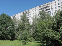 Khimki, Parkovaya st, house 12. Apartment house