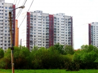 Khimki, Podionov st, house 4. Apartment house