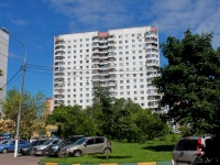 neighbour house: st. Podionov, house 4. Apartment house