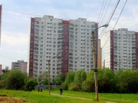 Khimki, Podionov st, house 6. Apartment house