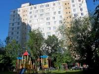 Химки, улица Бабакина, дом 2А. многоквартирный дом