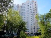 Khimki, Babakin st, house 2Б. Apartment house