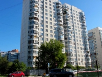 neighbour house: st. Babakin, house 2Б. Apartment house