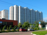 Khimki, Babakin st, house 3. Apartment house