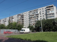Khimki, Babakin st, house 4. Apartment house