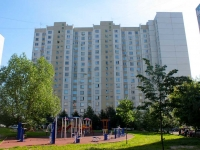 Khimki, Babakin st, house 5. Apartment house