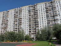 Khimki, Babakin st, house 7. Apartment house