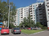 Khimki, Babakin st, house 8. Apartment house
