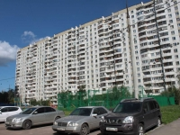 Khimki, Babakin st, house 13. Apartment house