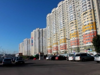 Khimki, Gorshin st, house 1. Apartment house