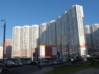 Khimki, Gorshin st, house 2. Apartment house