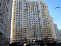 Khimki, Gorshin st, house 3 к.2. Apartment house