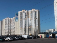 Khimki, Gorshin st, house 6 к.1. Apartment house