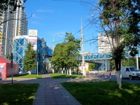 Khimki, Gorshin st, bridge