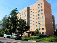 Khimki, Kurkinskoe rd, house 7. Apartment house