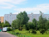 Khimki, Kurkinskoe rd, house 16. Apartment house