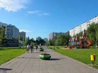 Khimki, public garden