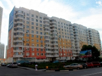 neighbour house: st. Panfilov, house 3. Apartment house