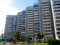 Khimki, Panfilov st, house 4. Apartment house