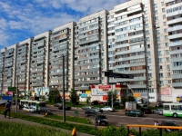 neighbour house: st. Panfilov, house 4. Apartment house