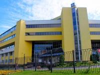 neighbour house: st. Panfilov, house 7. governing bodies Главное Управление Пенсионного фонда РФ №5 г. Москвы и Московской области