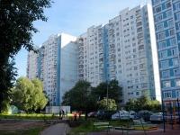 Химки, улица Панфилова, дом 9. многоквартирный дом