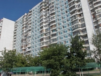 Khimki, Panfilov st, house 11. Apartment house