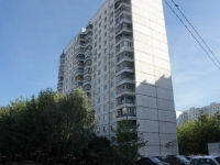 Khimki, Panfilov st, house 13. Apartment house