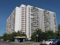 Khimki, Panfilov st, house 16. Apartment house
