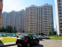 neighbour house: st. Panfilov, house 18. Apartment house