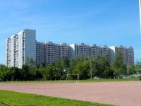 Khimki, Panfilov st, 房屋 18. 公寓楼