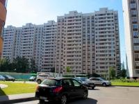Khimki, Panfilov st, house 18. Apartment house