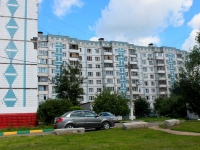 Khimki, Stroiteley st, house 3. Apartment house