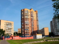 Khimki, Stroiteley st, house 7А. Apartment house
