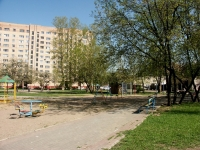 Balashikha, Slavy square, house 1. Apartment house